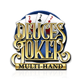 Deuces and Joker (Multi-Hand)