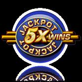 Jackpot Five Times Wins