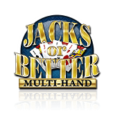 Jacks or Better (Multi-Hand)