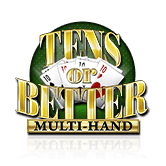 Tens or Better (Multi-Hand)
