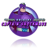 Alpha Squad - Captain Shockwave